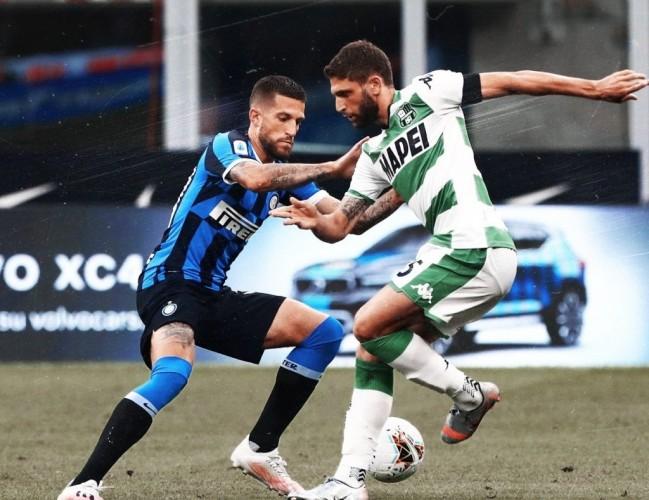 Inter Milan Ditahan Imbang Sassuolo 3-3