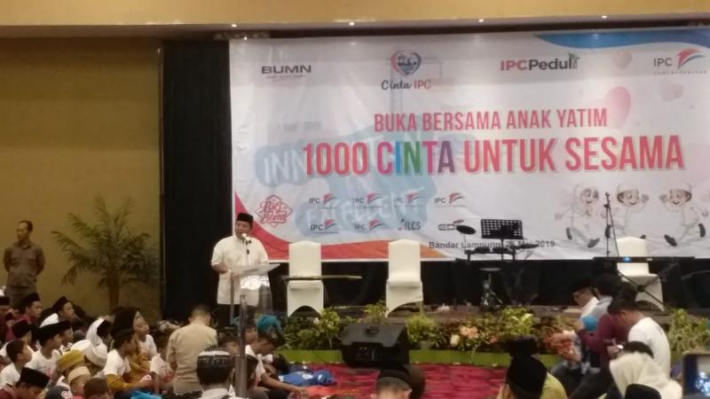 IPC Panjang Buka Puasa Bersama 1.000 Anak Yatim