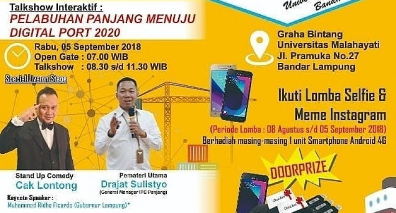 IPC Panjang Gelar Goes To Campus di Universitas Malahayati