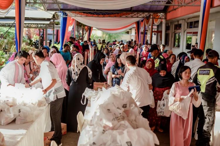 IPC Panjang Siapkan 7.500 Paket Sembako dalam Pasar Murah Ramadan