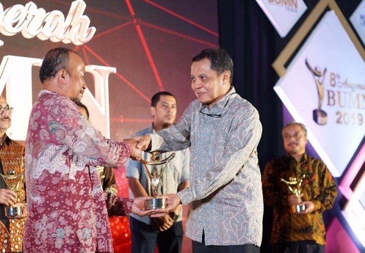 IPCC Raih Penghargaan Emerging Corporate