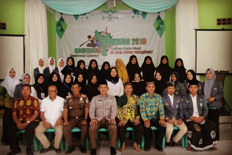 IPNU dan IPPNU Pringsewu Gelar Pelatihan Kader Muda