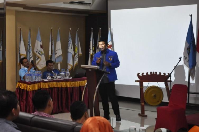 Iqbal Terpilih Aklamasi Pimpin KNPI Bandar Lampung