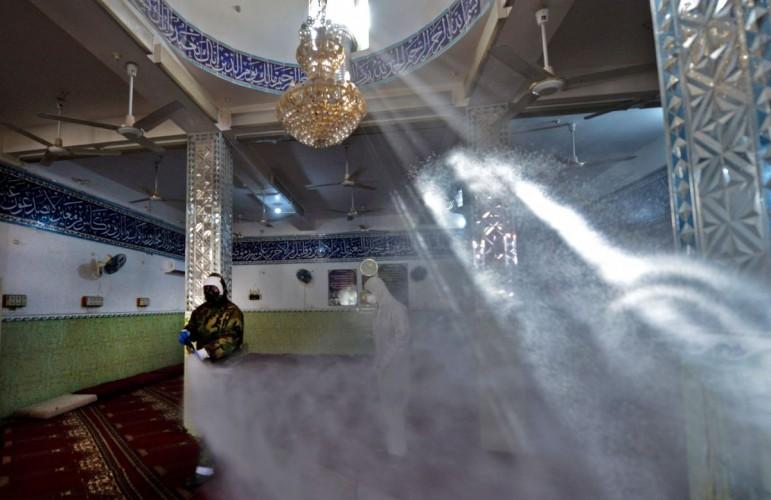 Irak Umumkan Dua Korban Tewas Akibat Virus Korona