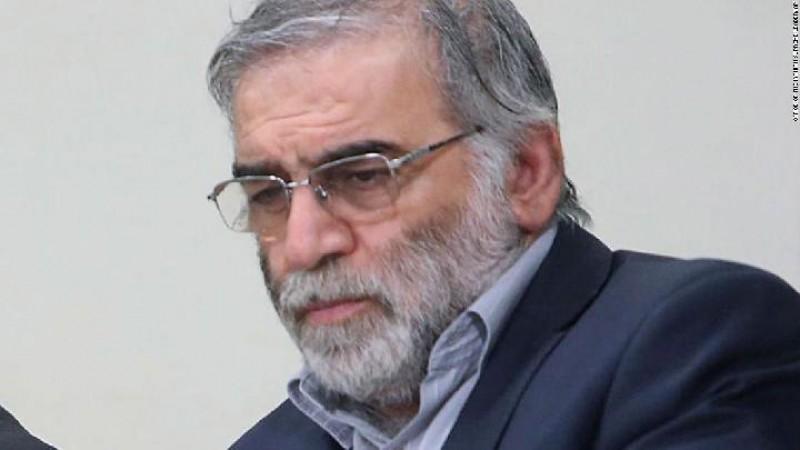 Iran Bersumpah akan Balas Kematian Ilmuwan Nuklir Mereka