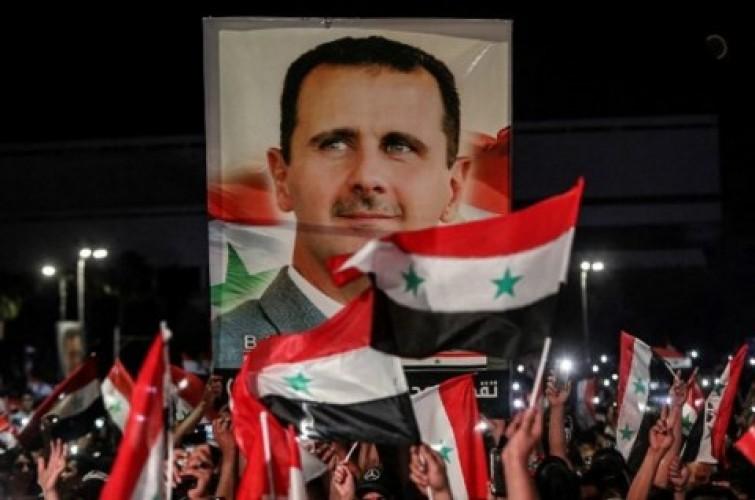 Iran Sebut Kemenangan Assad Langkah Besar Menuju Perdamaian