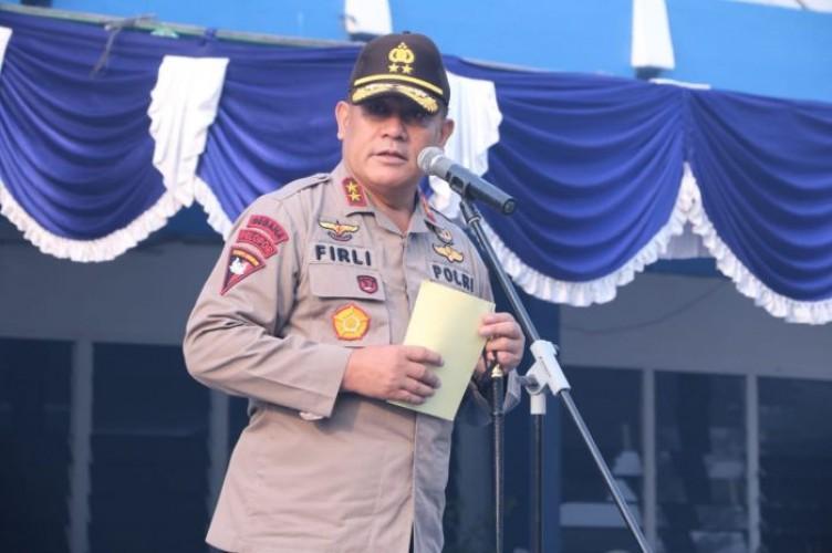 Irjen Firli Resmi Jabat Kabaharkam Sebelum Pimpin KPK