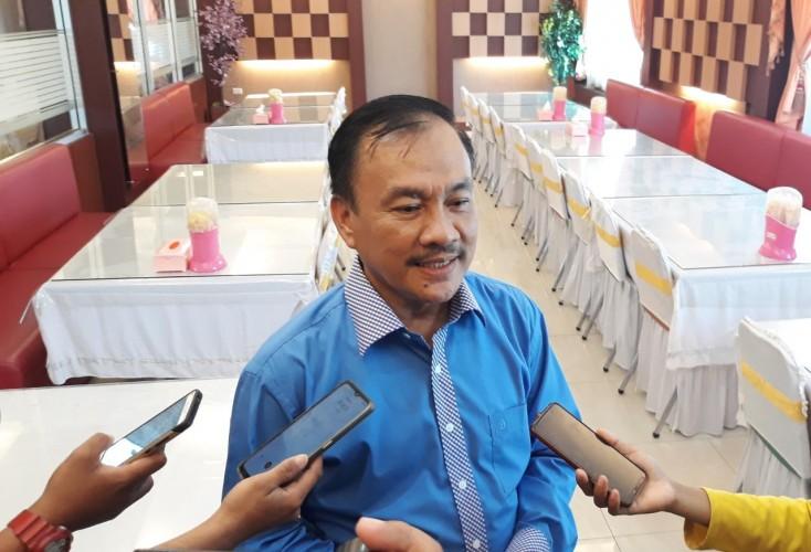 Ishak Ramaikan Pilkada Lampung Selatan