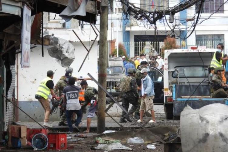 ISIS Ledakkan Bom di Filipina Selatan, 10 Orang Tewas