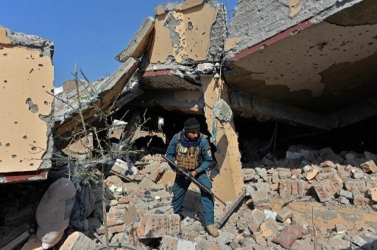 ISIS Ledakkan Dua Sumur Minyak Irak