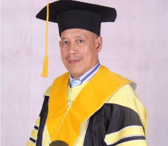 Iskandar Ali Alam Dikukuhkan Jadi Guru Besar Bidang Ilmu Manajemen UBL