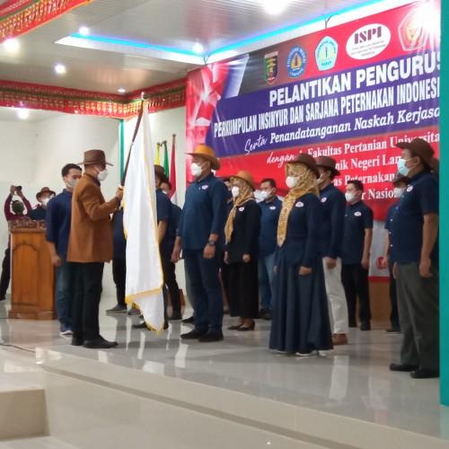 ISPI Lampung Komitmen Lahirkan Sarjana Peternakan Berkualitas