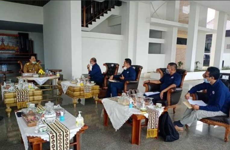 ISPI Lampung Siap Dukung Pengembangan Plasma Nuftah