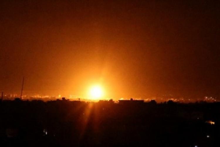 Israel Serang Gaza untuk Kedua Kalinya Sejak Gencatan Senjata