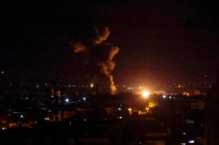 Israel Serang Pertahanan Hamas di Gaza