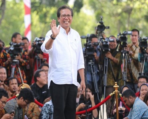 Istana Bantah ReshuffleSetelah Pergantian Panglima TNI