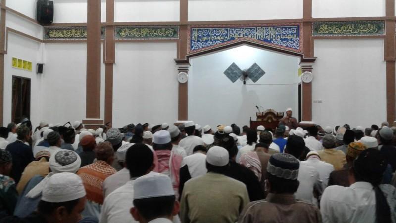 Istimaq Ulama Jamaah Tabliq Kabupaten Pesisir Barat Digelar