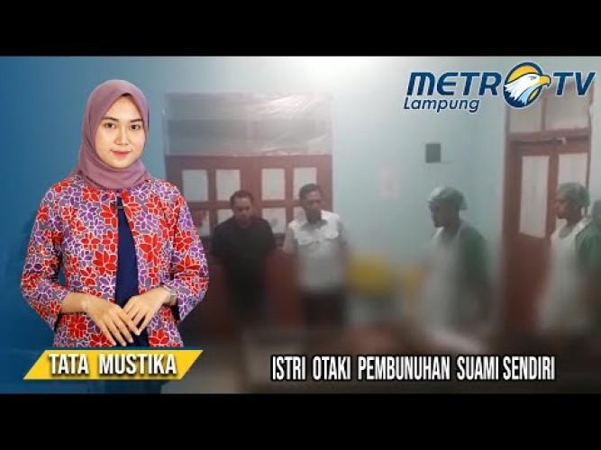 Istri Bunuh Suami Demi Perselingkuhan