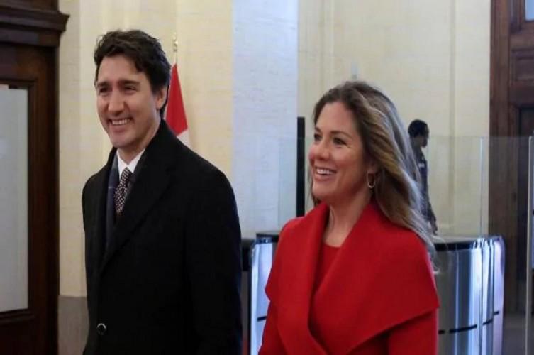Istri PM Kanada Sembuh dari Infeksi Korona