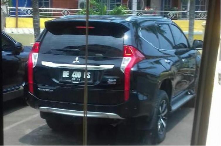 Isu OTT, Mobil Milik Inspektur Lampung Sempat Berada di Polda