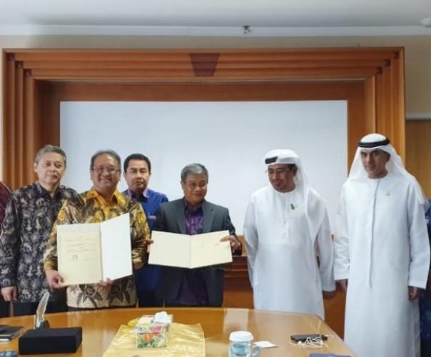 Itera-Al Azhar Jalin Kerja Sama Tri Dharma Perguruan Tinggi