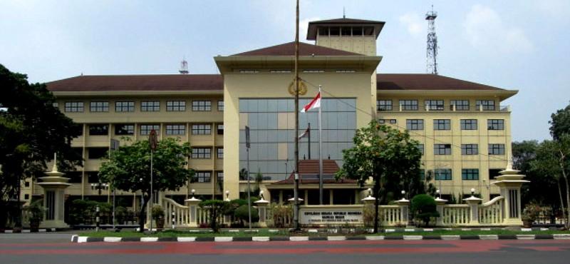 Itwasum Mabes Polri Lakukan PengawasanOperasi Mantap Brata di Polres Lampung Utara