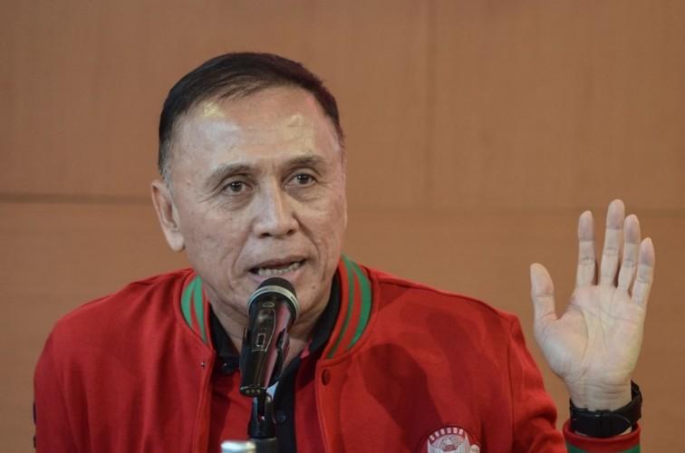 Iwan Bule Ketua Umum PSSI Periode 2019-2023