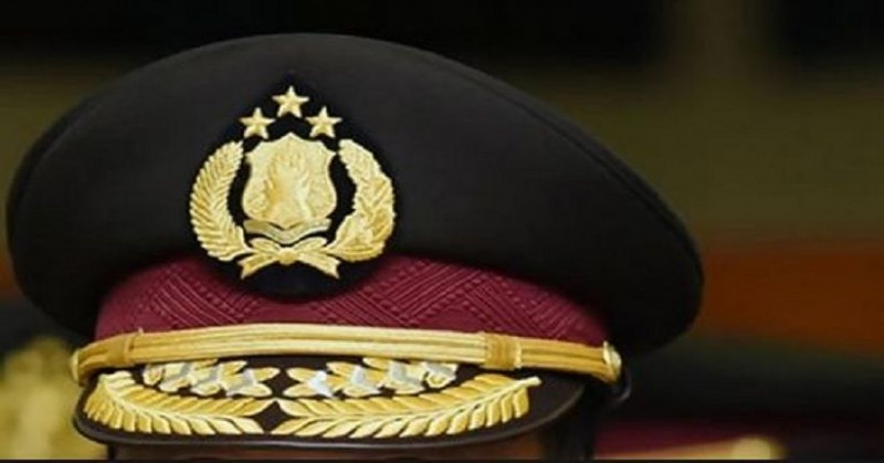 Jabatan Dirresnarkoba Polda Lampung dan Tiga Kapolres Berganti