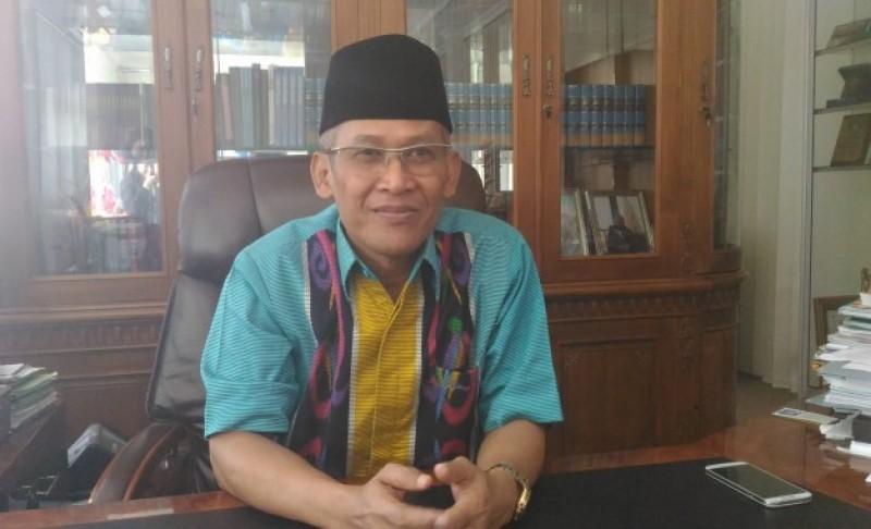 Jabatan Rektor UIN Raden Intan Diperpanjang Sementara