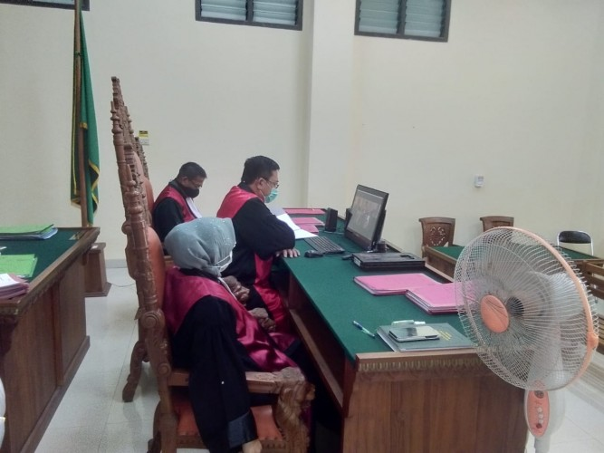 Jadi Kurir Sabu, Warga Tanjungkarang Barat Dituntut 11 Tahun Penjara