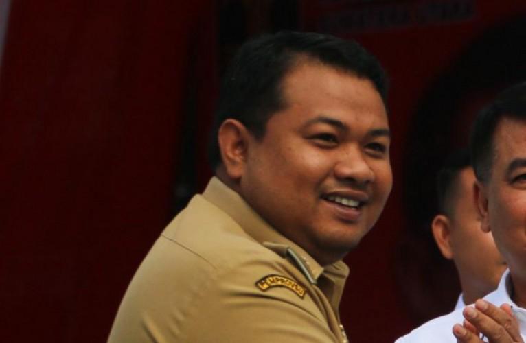 Jadi Tersangka Suap, Wali Kota Tanjungbalai Tiba di Jakarta