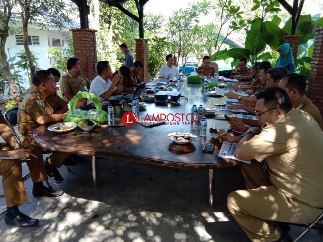 Jaga Lingkungan, Pemkab Way Kanan Rencanakan Pelayanan IPLT