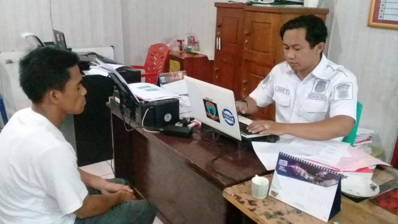 Jajakan Sabu di Rumah, Warga Kotabumi Tengah Diringkus Polisi