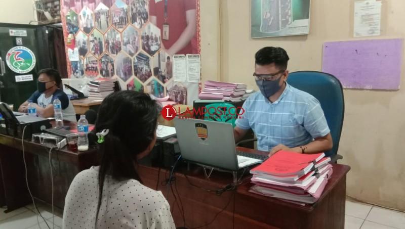 Jajakan Sabu, Dua Ibu Muda di Sungkai Utara Dibekuk