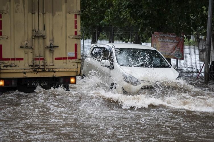 Jakarta Banjir Lagi, 326 Gardu PLN Dipadamkan