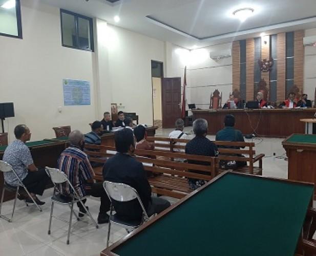 Jaksa Dakwa Kades Lebungsari Selewengkan ADD