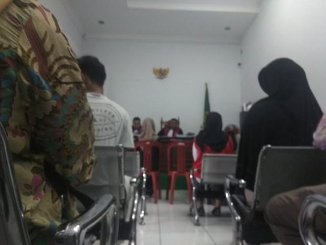 Jaksa dan Terdakwa Diksar Maut Terima Putusan Hakim