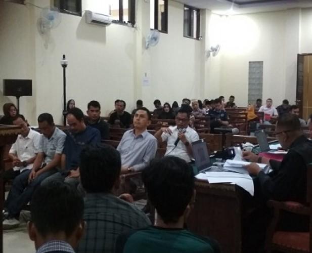 Jaksa KPK Hadirkan 6 Saksi dalam Sidang Terdakwa HendraWijaya