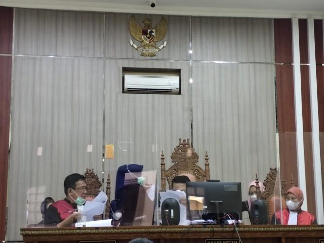 Jaksa Rengga Divonis 7 Bulan Penjara