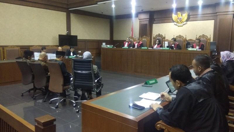 Jaksa Tuntut Cabut Hak Politik 4 Eks Legislator Lamteng