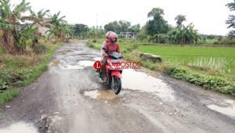 Jalan Desa Palasaji-Bumidaya akan Diperbaiki Tahun Depan