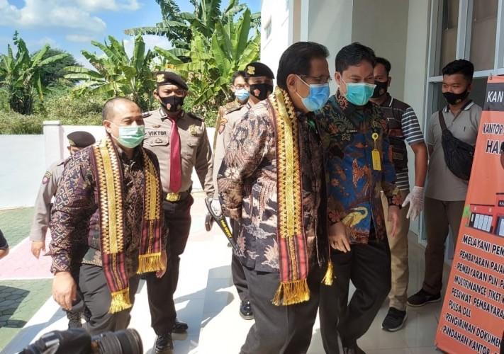 Jalan Tol Lampung-Aceh Ditarget Tersambung 2024