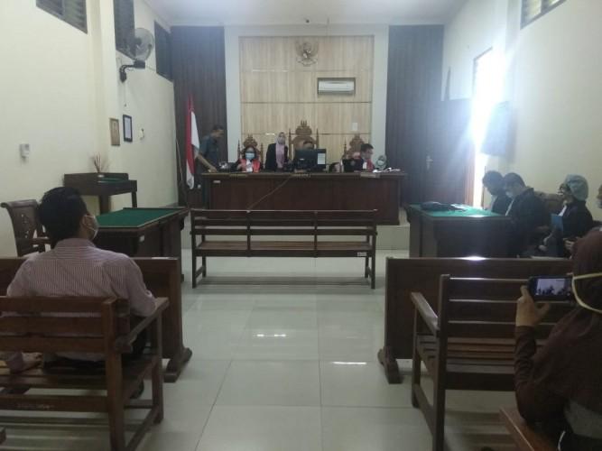 Jalani Sidang Perdana, Syamsul Arifin Didakwa Pasal Berlapis
