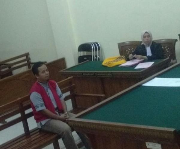 Jalani Sidang, Terdakwa Kasus Penipuan Diancam 4 Tahun Penjara