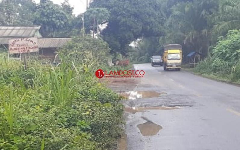 Jalinsum Bukitkemuning-Kotabumi Berlubang