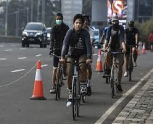 Jalur Khusus Sepeda di Bandar Lampung Perlu Kajian Lebih Dulu