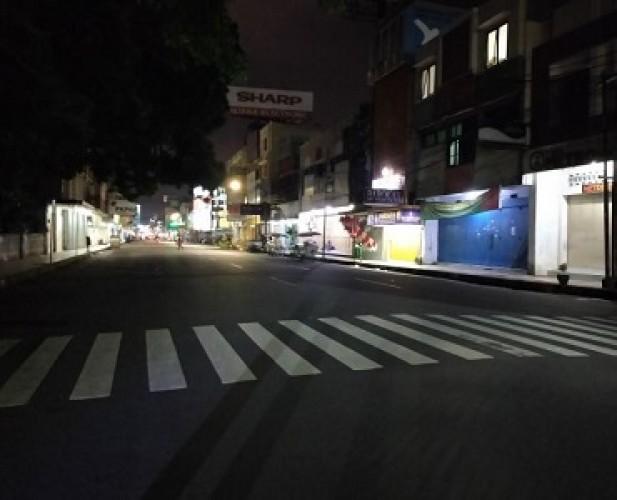 Jam Malam, Suasana Kota Tasikmalaya Lengang