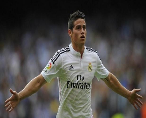 James Rodriguez Tertarik Jajal Liga Primer