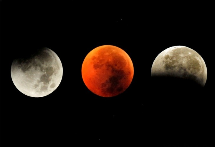 Jangan Lupa, Ada Gerhana Bulan Total Malam Ini