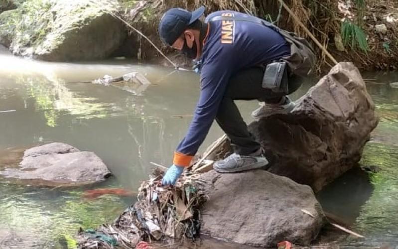 Janin Diduga Hasil Aborsi Ditemukan di Sungai Kedaton